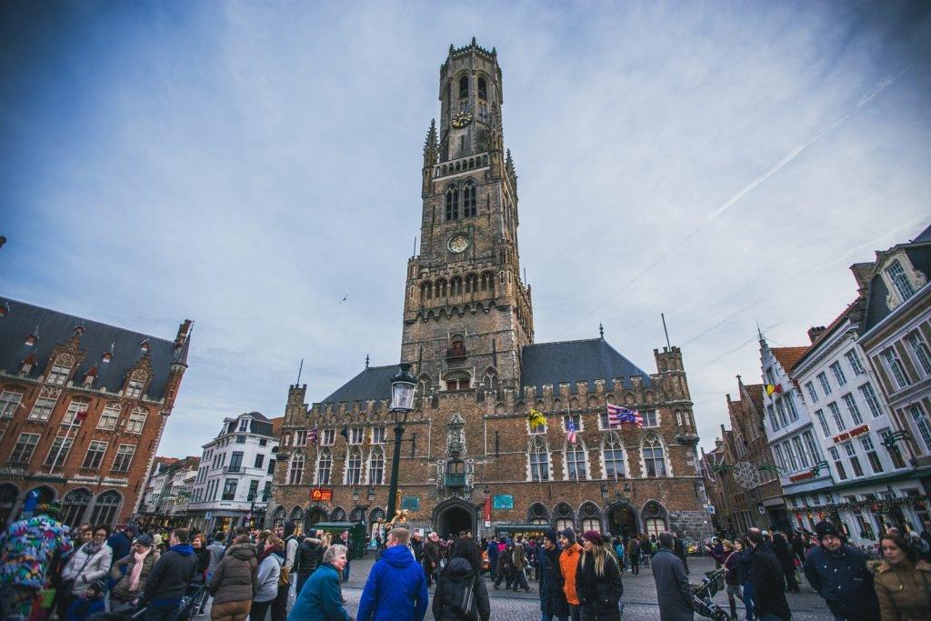 24 uur in Brugge