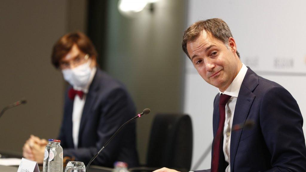 Alexander De Croo Overlegcomité ruim