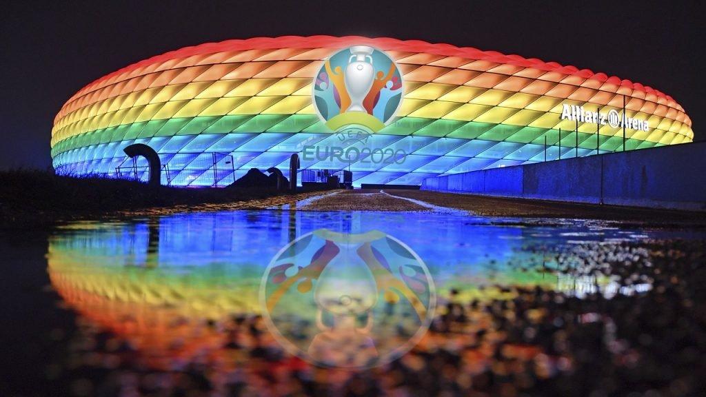 Allianz Arena München Duitsland UEFA