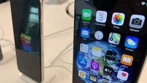 Apple iOS update