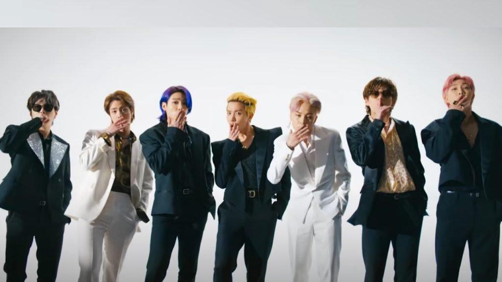 BTS Butter album