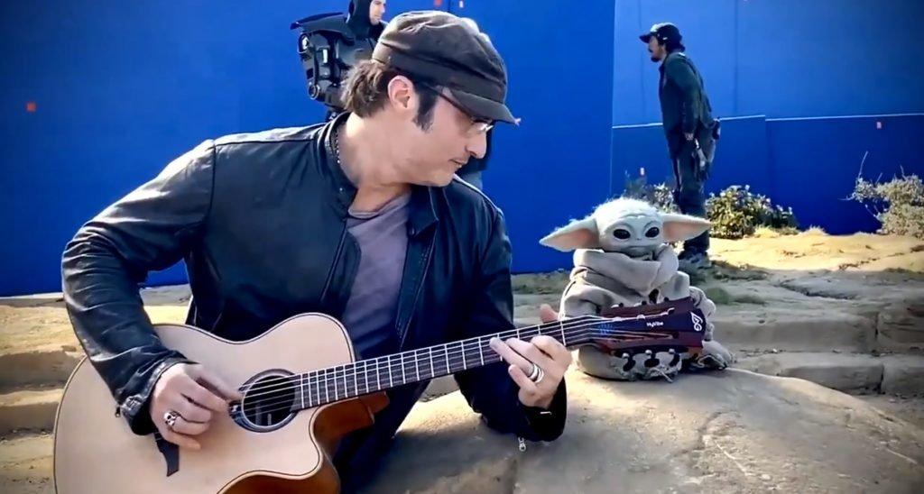 Baby Yoda Robert Rodriguez Twitter