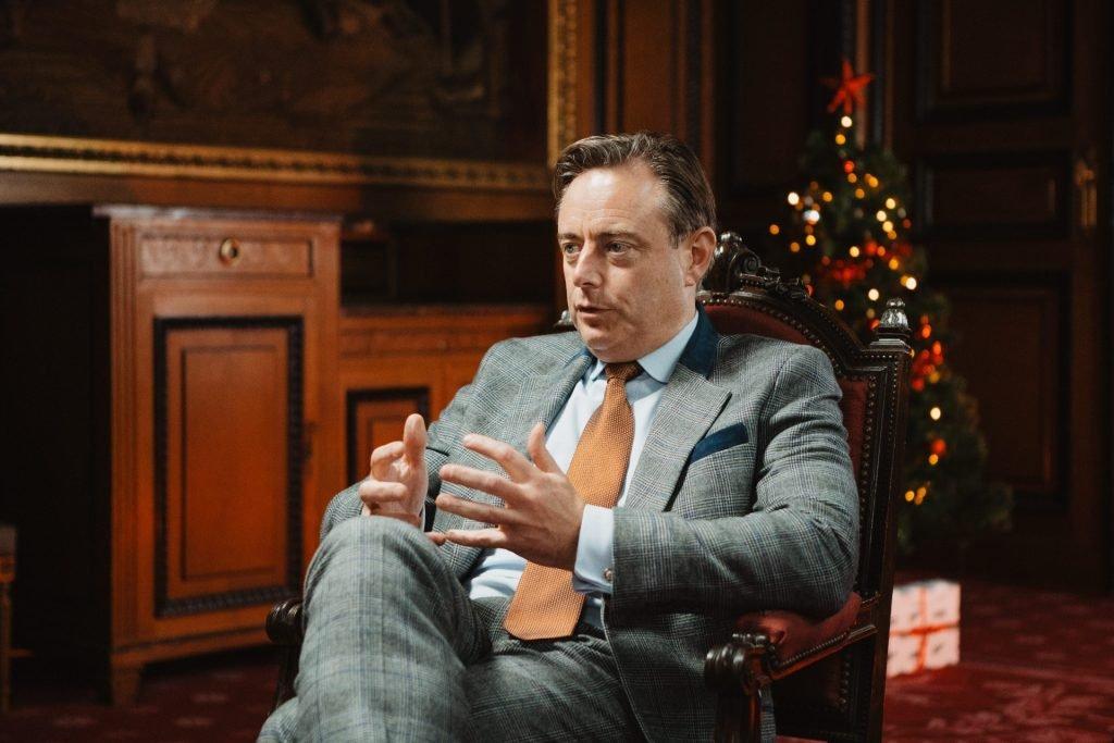 XmasTalk - Bart De Wever (N-VA)
