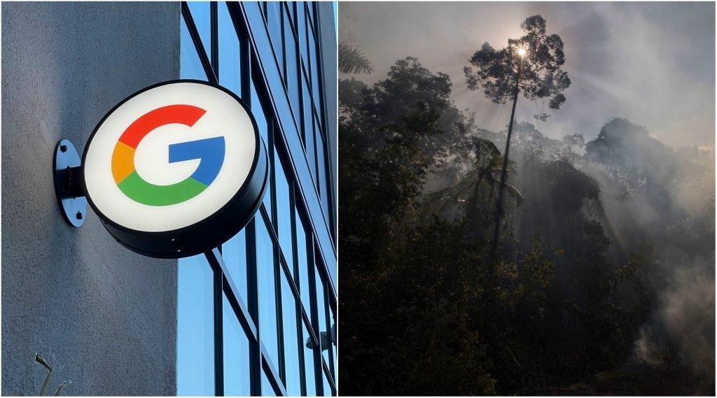 Google gaat cloudgebruikers hun ecologische voetafdruk tonen