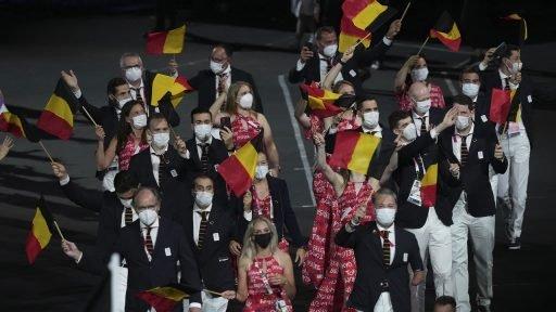 België Paralympische Spelen