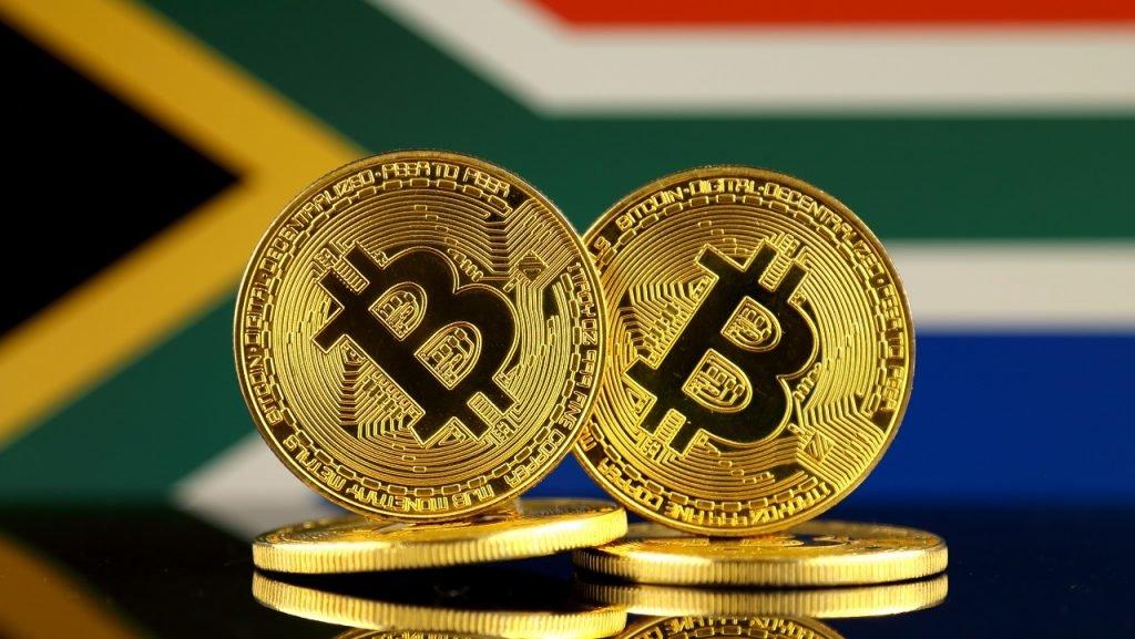 Bitcoin Zuid-Afrika