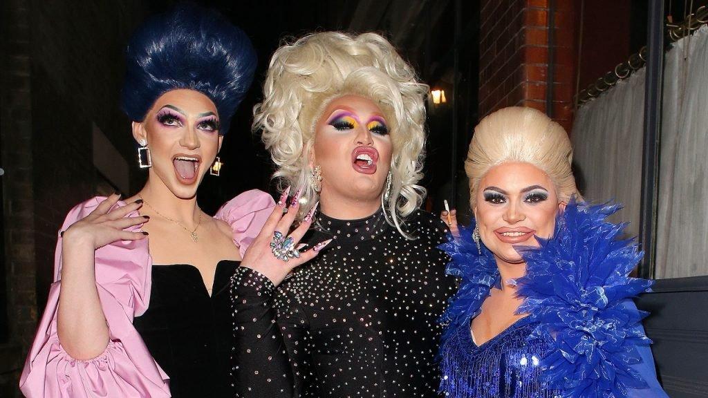 Divina De Campo The Vivienne Baga Chipz RuPaul's Drag Race UK