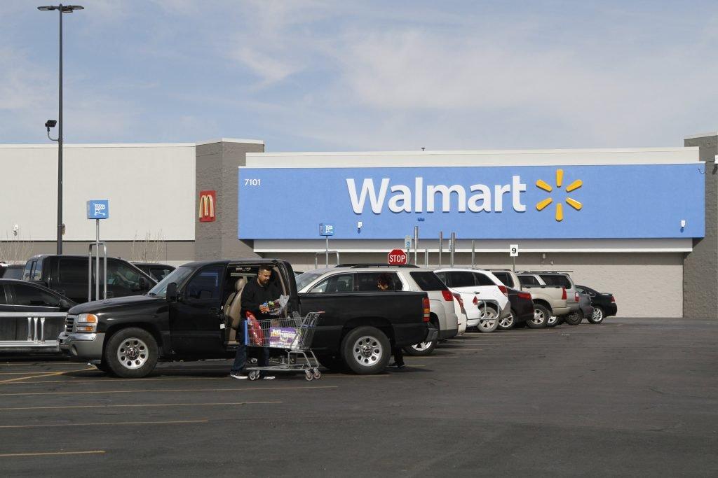Walmart drive-in bioscoop