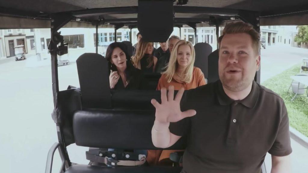 Friends Carpool Karaoke