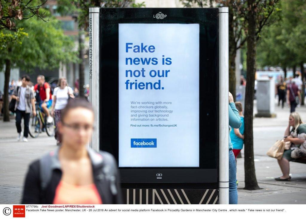 Nepnieuws kreeg meer engagement dan echt nieuws op Facebook in 2020, zegt onderzoek