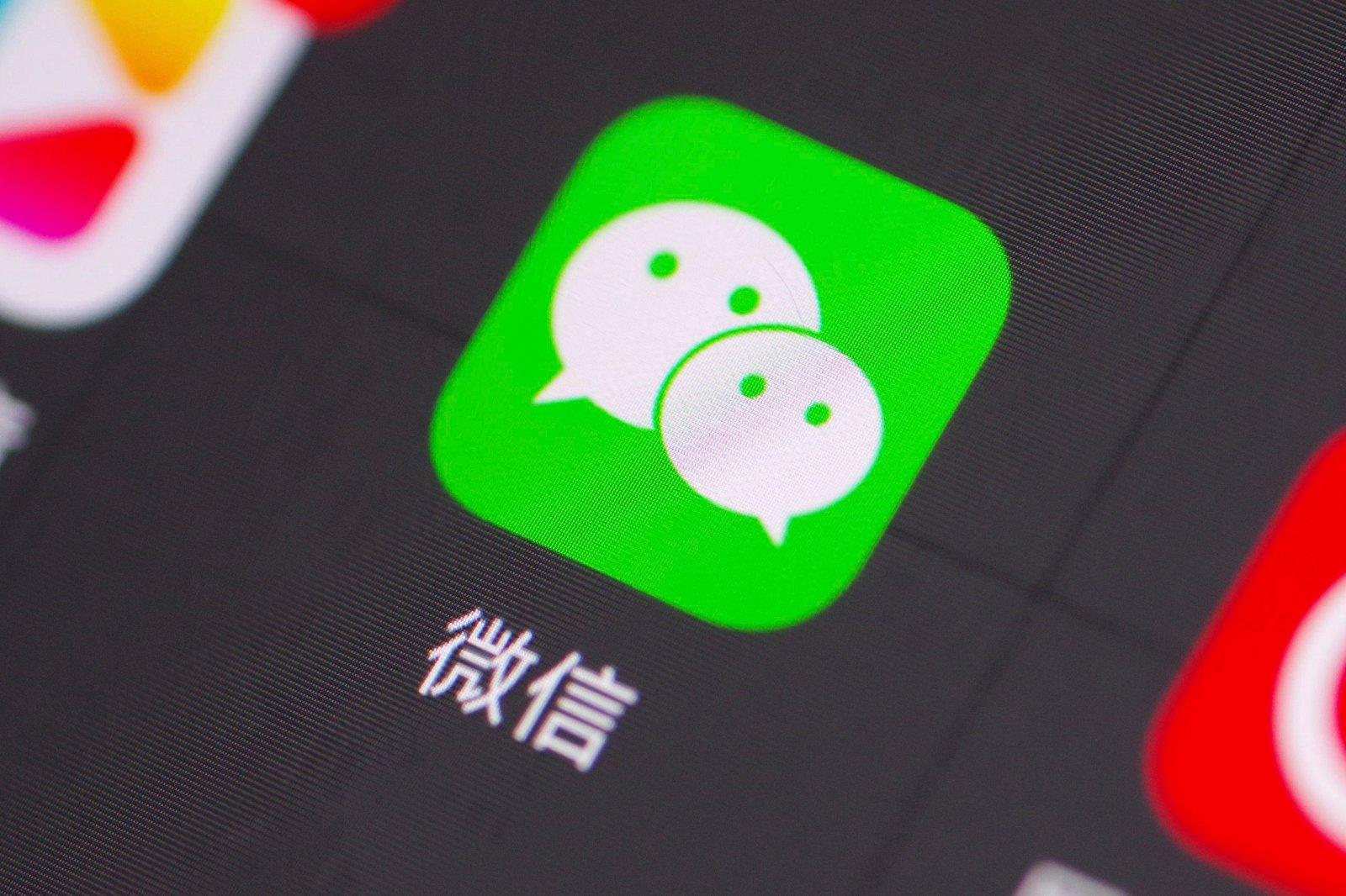 WeChat censureert ook buiten China