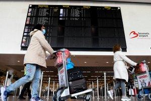 Einde tijdelijke werkloosheid Brussels Airport in zicht