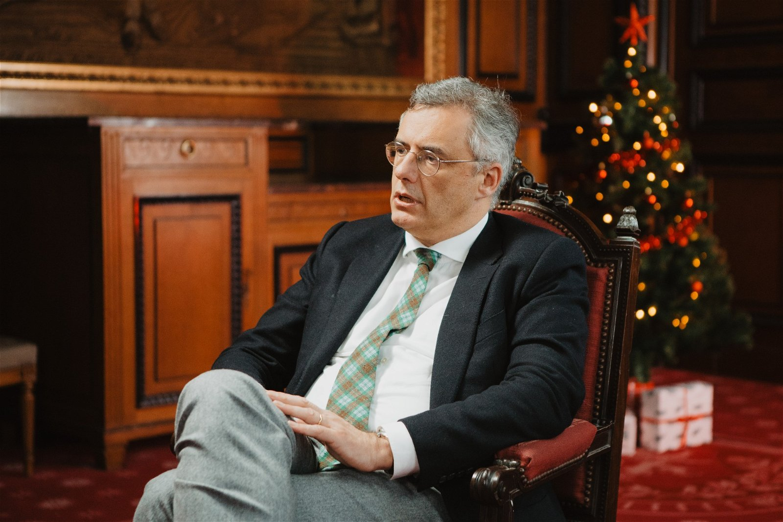 CD&V-voorzitter Joachim Coens: 'Waarom het Zwitserse model niet: een positief verhaal, van een natie waarin men elkaar vindt?'