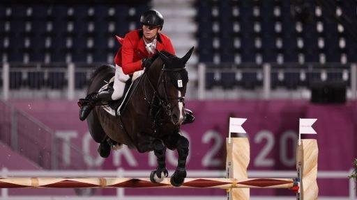 Jumping België Olympische Spelen Jerome Guery Quel Homme de Hus