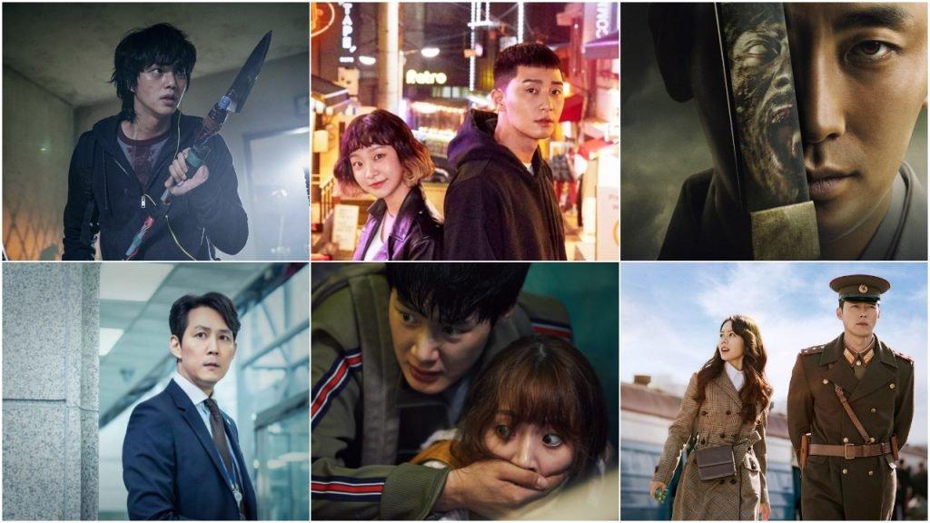 Koreaanse reeksen Netflix