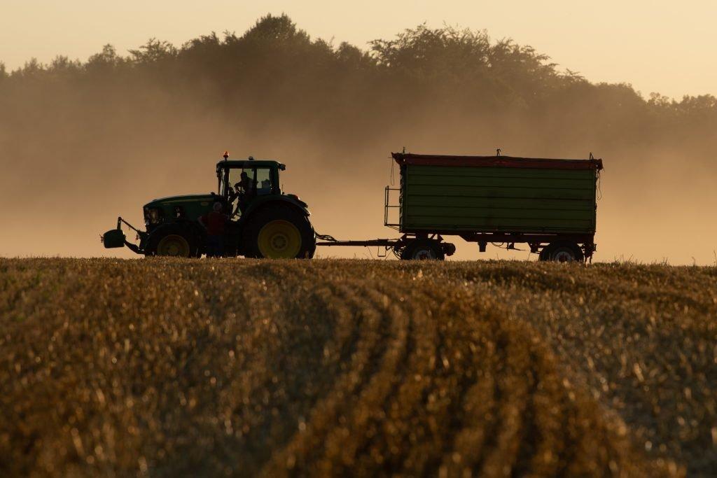 Landbouw economisch herstel