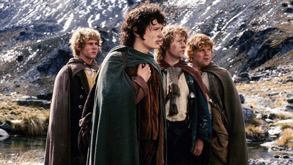 Lord of the Rings Warner Bros