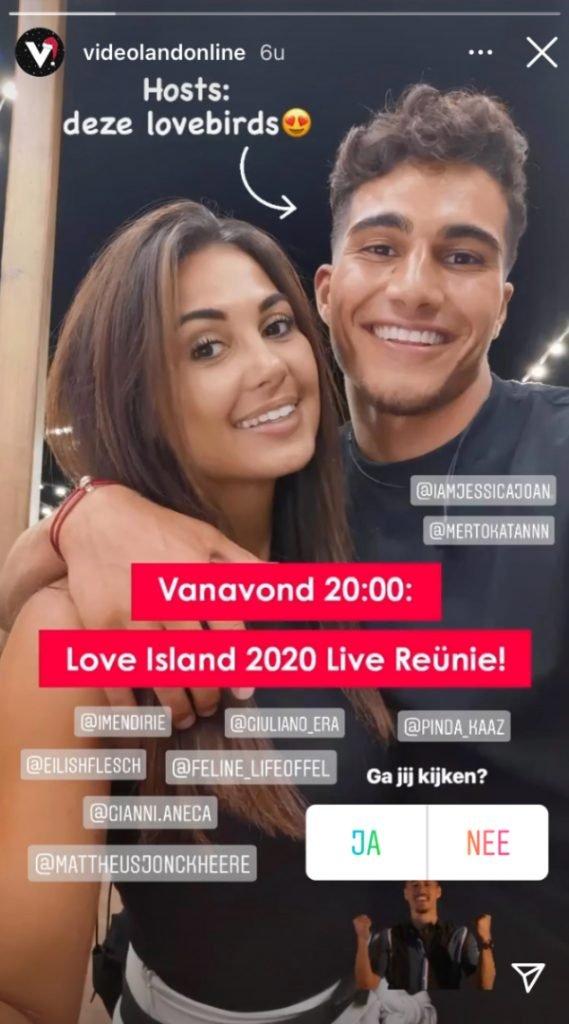 Love Island reünie