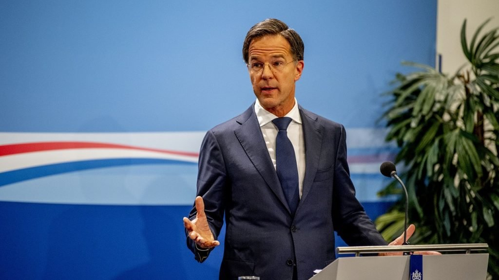 Mark Rutte Nederland