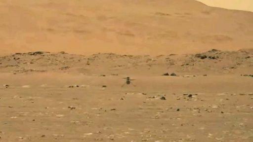 Mars-helikopter Ingenuity