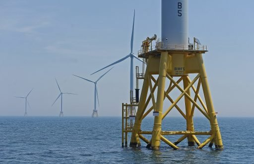 Orsted offshore windenergie