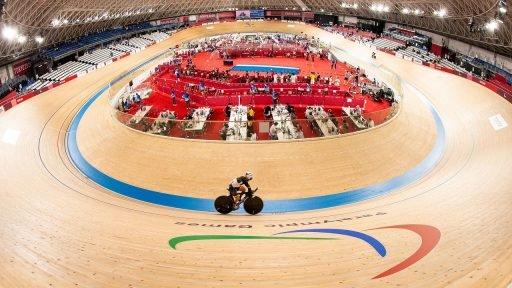 Paralympische Spelen Tokio 2020 baanwielrennen