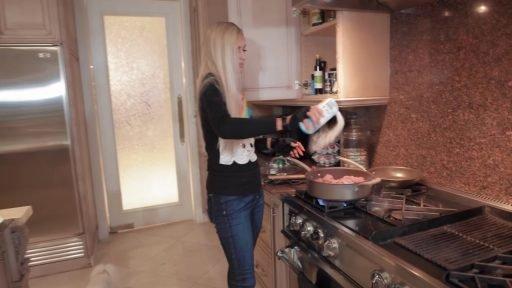 Paris Hilton kookprogramma