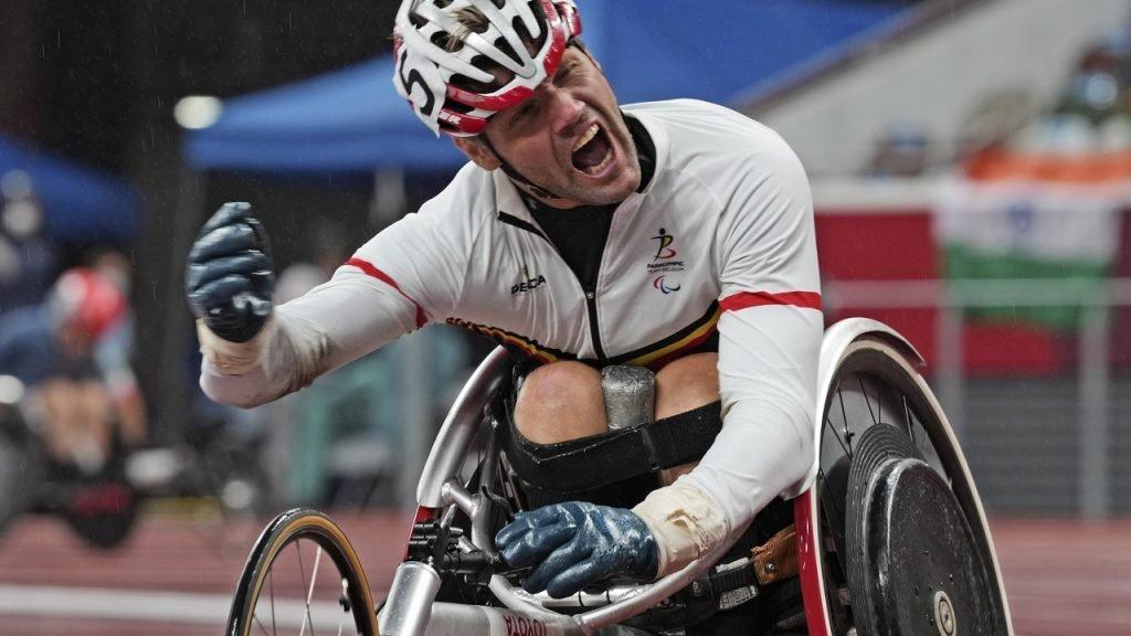 Peter Genyn Paralympische Spelen 2020 Tokio 100m