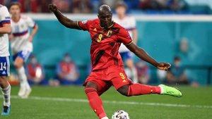 Romelu Lukaku Rode Duivels Euro 2020 Rusland