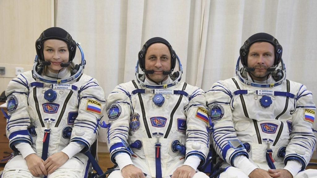 Russen in de ruimte