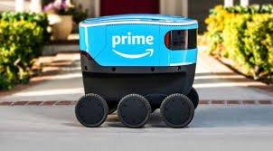 Amazon test sinds januari 2019 deze Amazon Scout.