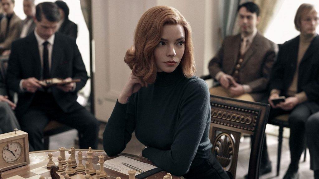 The Queen's Gambit Netflix schaken