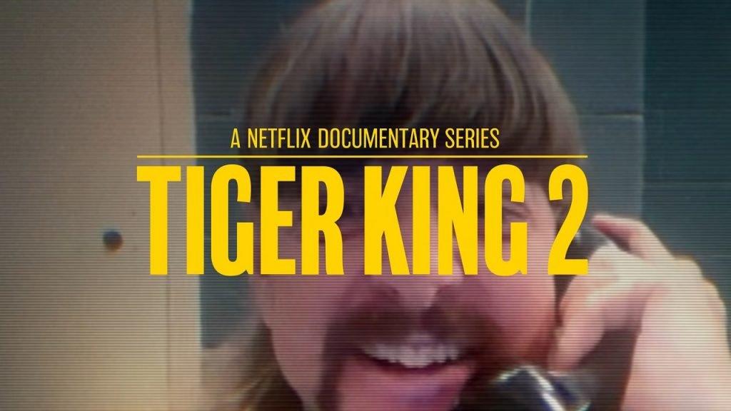 Tiger King 2 teaser Netflix