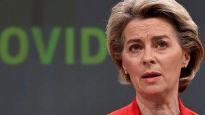 Ursula von der Leyen Europese Commissie