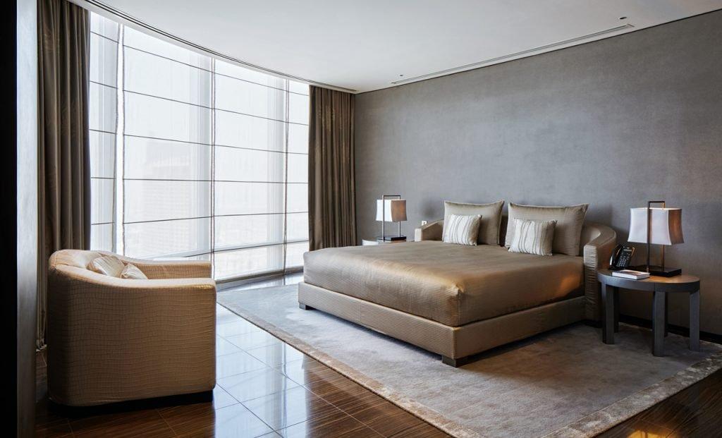 Dubai - Armani Hotel