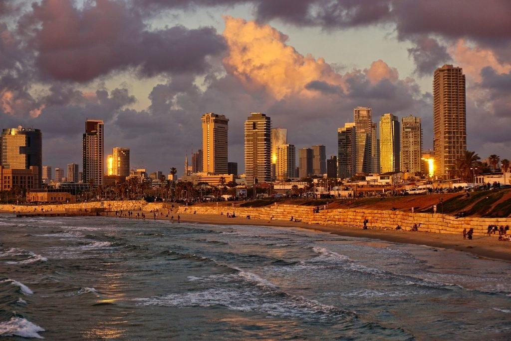5x Tel Aviv