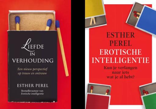 Boeken Esther Perel