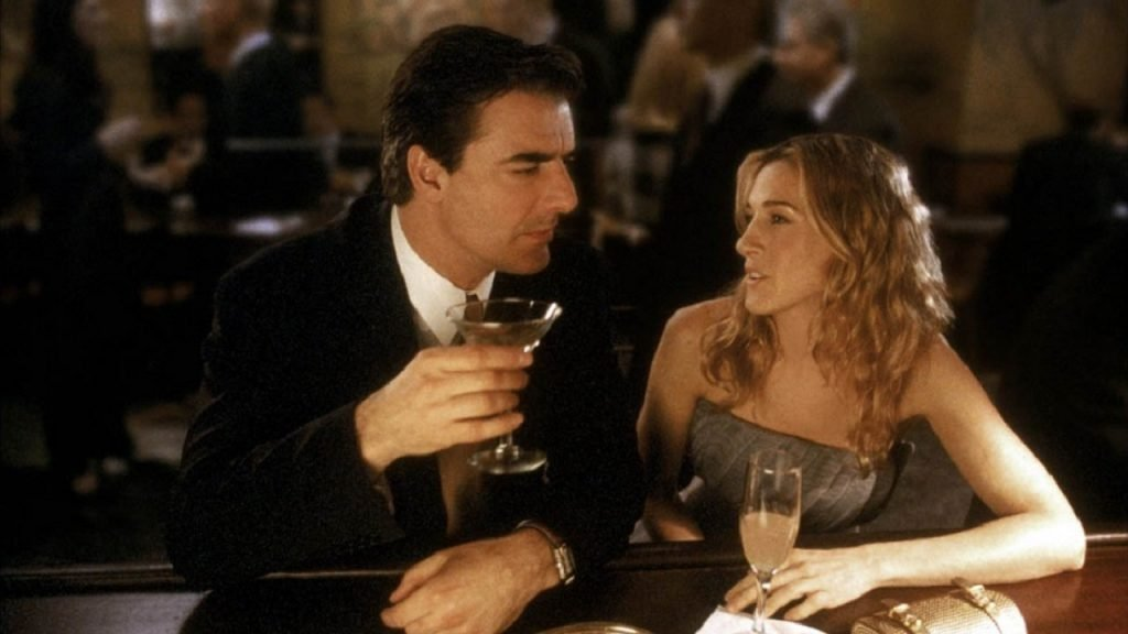 carrie-bradshaw-mr-big Sex And the City