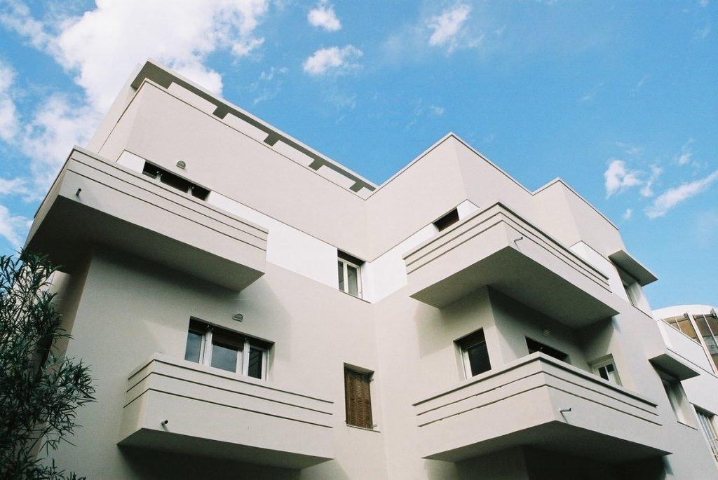 5x Tel Aviv - Bauhaus