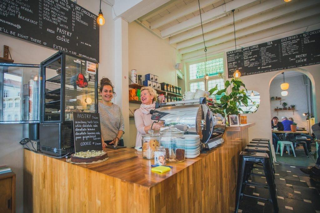 Vero Caffè in Brugge